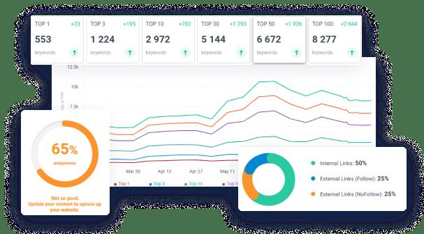 Website analysis sample